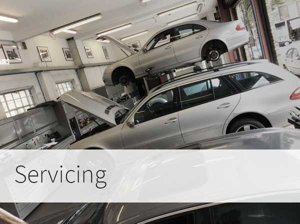 Brownings Garage Angel Islington Servicing