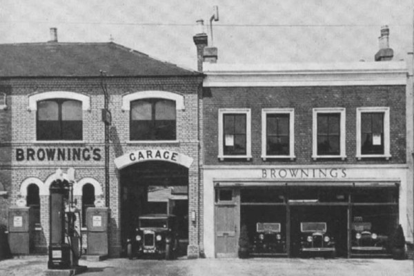 Brownings Garage Angel Islington Family Run since 1910