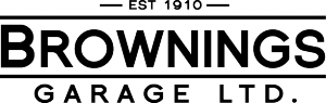 Brownings Garage Angel Islington Logo