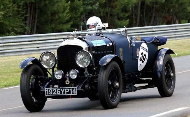 Brownings Garage Angel Islington News Stubble Racing Vintage Bentley